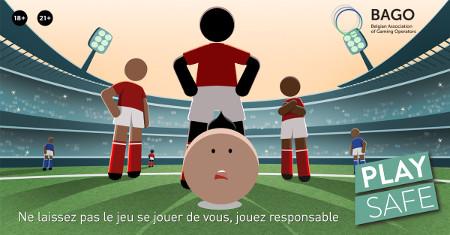 Coupe du Monde: Les bookmakers sensibilisent les joueurs