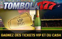 Gagnez des tickets VIP pour un match du PSG, du cash et des bonus