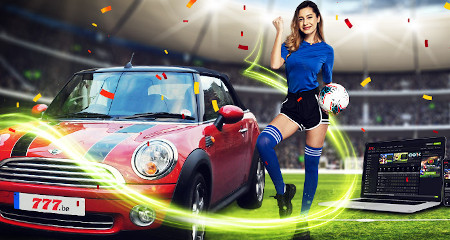 Challenge Euro 2020: Une Mini Cooper  à  gagner avec bet777