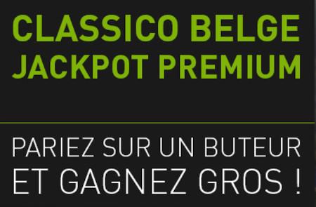 Classico belge: trouvez un buteur et décrochez le jackpot avec bet777