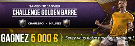 Golden Barre de bet777