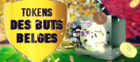 Festival de buts belges: 5 Tokens pour chaque  but des Diables rouges avec bet777