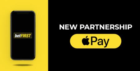 Betfirst propose désormais des dépôts via Apple Pay
