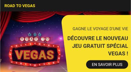 Gagnez un séjour à Las Vegas avec le casino betfirst