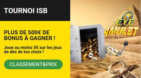 500 euros de bonus à gagner sur les jeux iSoftBet du Casino Betfirst
