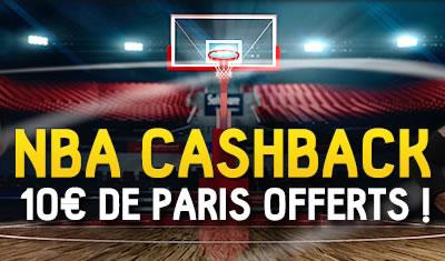 Paris sur la NBA : Cashback et Cotes boostées pour la reprise
