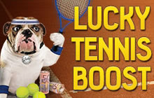 Lucky Tennis Boost BetFirst