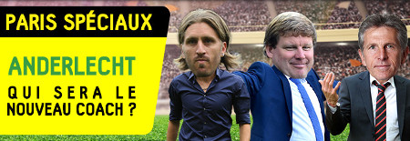 nouveau coach d'Anderlecht