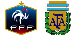 France x Argentine