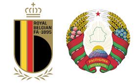 Belgique x Biélorussie