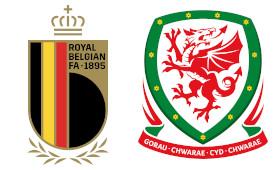 Belgique x Pays de Galles