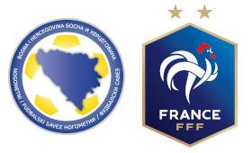 Bosnie-Herzégovine x France