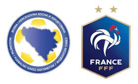 Pronostic France x Bosnie-Herzégovine