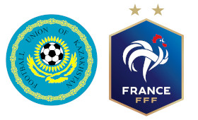 Kazakhstan x France
