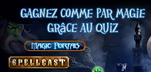 Quiz magique pour un bonus de 100 € sur Casino777