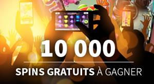 Profitez de 25 spins gratuits par jour sur casino777.be