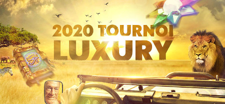 Tournoi Luxury Safari du Casino777