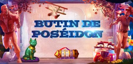 Butin de Poséidon: 40.000 euros de Prize Drop sur le  casino777