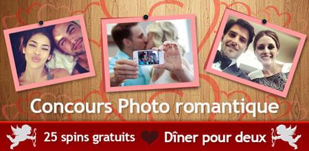 Casino 777 offre 25 spins gratuits et 250 € pour un diner en amoureux