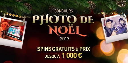 Concours de photo de Noël: Gagnez des lots extraordinaires