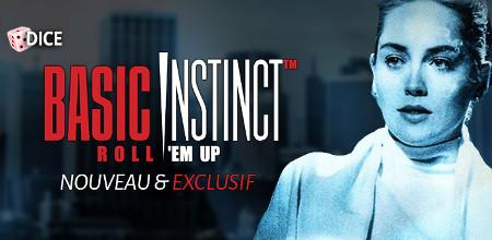 Découvrez le jeu de dice «Basic Instinct» sur Casino777