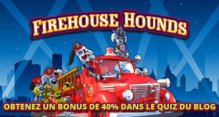 Gagnez un bonus de 40% grâce au quiz incendie du casino777