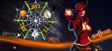 Halloween : Free spins et cadeaux vous attendent sur le casino777