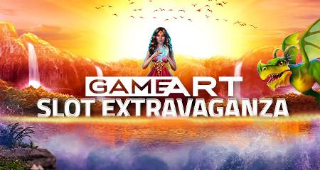 GameArt Slot Extravaganza : Plein de cash à gagner au casino777