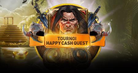 3.000 euros de prix pour le tournoi Happy Cash Quest