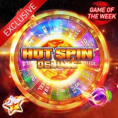 Du cash à gagner avec le tournoi Hot Spin du casino777
