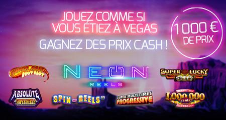 Gagnez 100 € cash sur le casino777