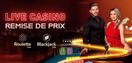 Remise de prix Live Casino: Du cash et des  e-cartes-cadeaux à gagner sur le casino777