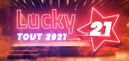 Lucky 21: Avalanche de tokens tous les 21 du  mois sur le casino777