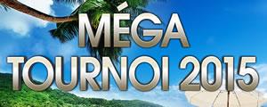Voyage de rêve de 5.000 € en jouant au Méga Tournoi 2015 du Casino777