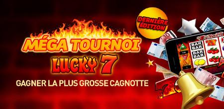 La dernière édition du tournoi Lucky 7