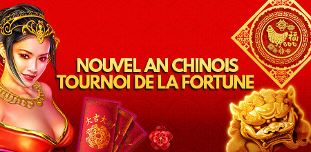Nouvel An chinois : iPad Mini, cash et free spins à gagner