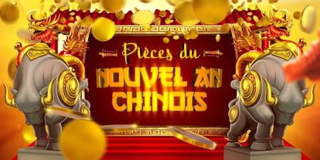 Nouvel An Chinois: Triplez vos pièces Premium avec le casino777