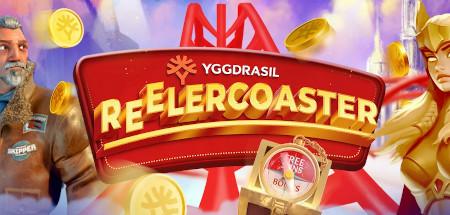 Reelercoaster: 80.000 euros à gagner sur le  casino777