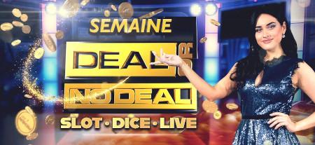 Deal or No Deal: 1 million de pièces supplémentaires à gagner sur  le casino777