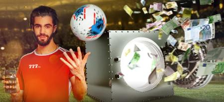 Semaine des demi-finales: Quadruple dose de  tokens sur le casino777