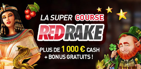 Super Course RedRake