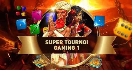 Une super cagnotte de 2.000 euros avec le Super Tournoi du  casino777