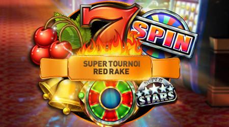 1.500 euros à gagner avec le tournoi Red Rake