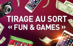 Gagnez un iPad Mini en rejoignant le casino777