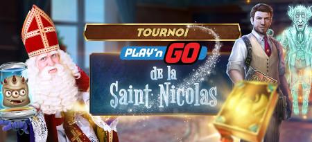 Tournoi de la Saint Nicolas sur le casino777