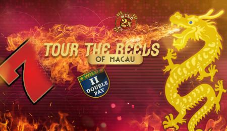 Oryx et le casino777 vous offrent 7.000 euros dans le tournoi  «Tour the Reels of Macau»