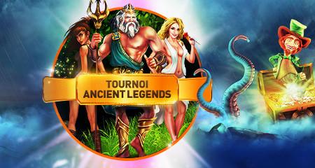 1.500 euros à gagner avec le tournoi Ancient Legends