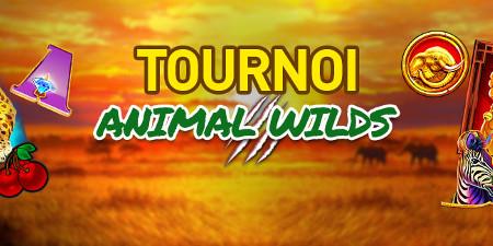 3.000 euros à se partager avec le tournoi Animal Wilds