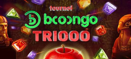 Tournoi Booongo Triooo: Un maximum de cash à gagner sur le casino777