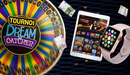 Apple Watch Series 4 et iPad Mini : Plein de gadgets Apple à gagner avec le tournoi Dream Catcher